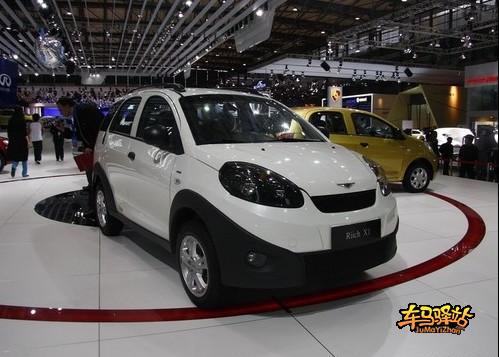【瑞麒两款中高端轿车g5、g6下半年将上市】高清图片