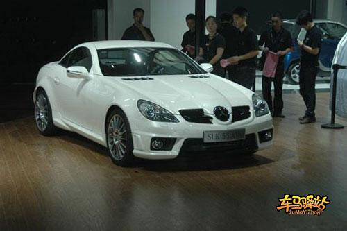 【奔驰E-coupe车型成都车展首发 售62万起】-3款奔驰AMG登陆中国