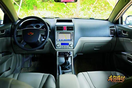提高了底盘系统安装的精度;吉利汽车为帝豪ec718引进