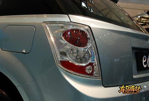 预计20万元 比亚迪E6电动车下半年推出高清图片