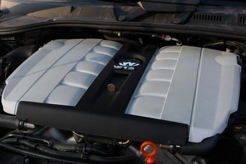 大众途锐w12发动机