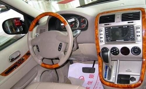 商务mpv车型 嘉华2.7升最高优惠8000元高清图片