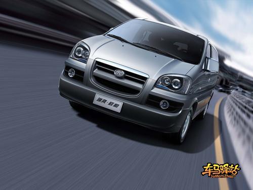 江淮MPV瑞风销量破20万 市场占有率升至21.2高清图片
