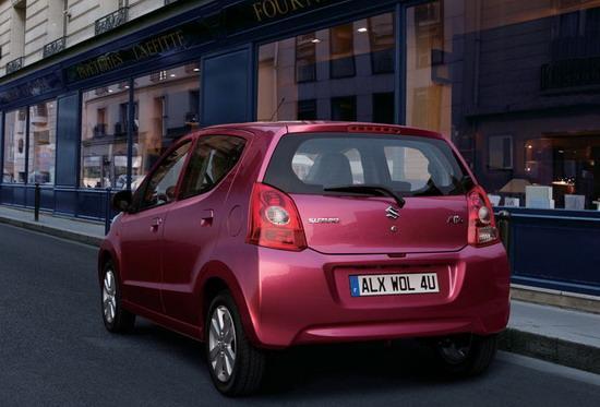 车讯网 车型库 江南汽车 奥拓  在2008年巴黎车展上,作为铃木公司全球