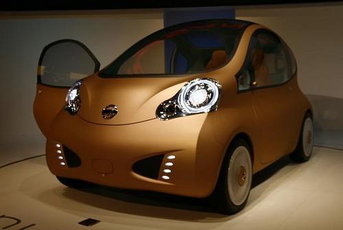 日产2011年引入电动车 新车更多中国元素图片