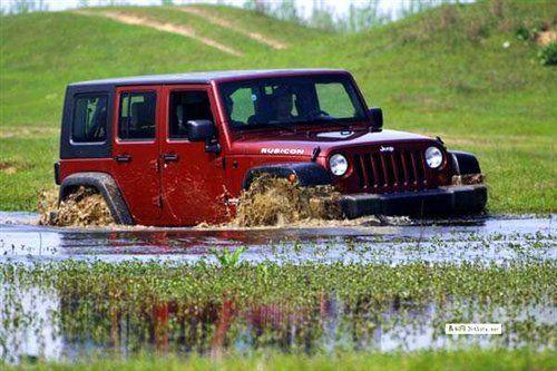 越玩越野 试驾男人的玩具jeep罗宾汉 汽车之家高清图片