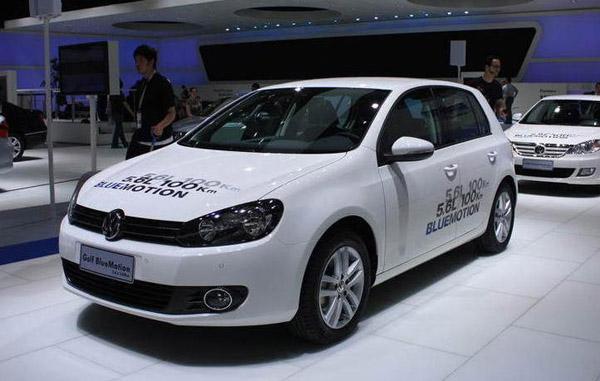 一汽-大众 高尔夫      2003年,大众汽车在决定停产第四代高尔夫之时