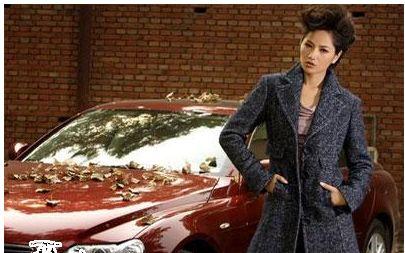 揭密:女明星们的暧昧车生活