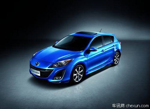 国产马自达3星骋两厢 将于广州车展上市