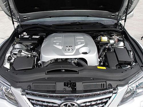 一汽丰田锐志的v6发动机