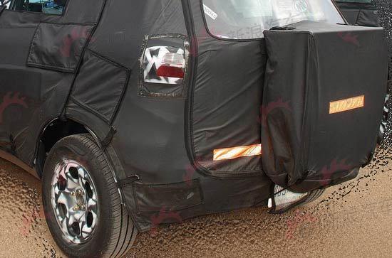 长安福特小型SUV Ecosport明年初上市高清图片