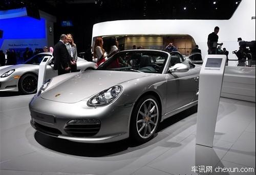新一代Boxster北美发布 沿用新911设计