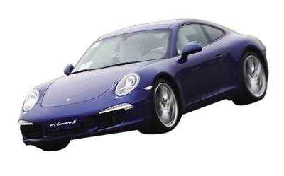 伟大的灵魂 试驾保时捷新911 图 高清图片