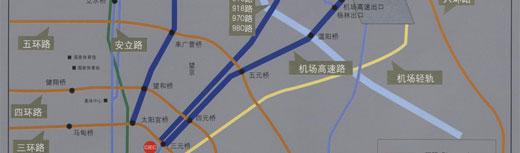 西安公交论坛_北京车展展馆停车场示意图和展馆平面图_车讯网
