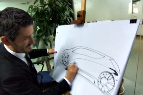 标致汽车设计总监:民族文化才是创作源泉