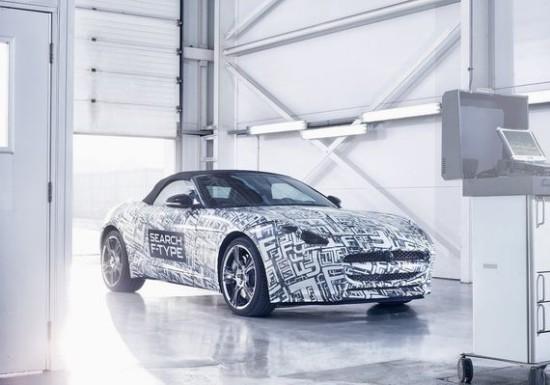 捷豹   汽车上周宣布基于该概念车的新型跑车f-type在今年晚些高清图片