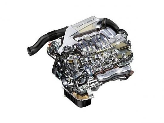奔驰发动机解析四:高性能自然吸气M156