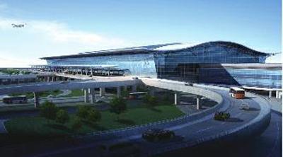 西安咸阳国际机场T3航站楼3日起正式运营