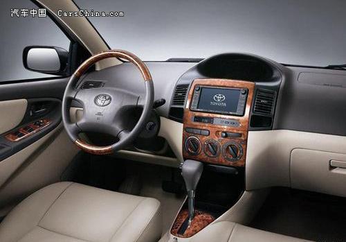 丰田威驰1.6L天窗版优惠 威驰1.5万惠民促销高清图片