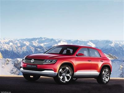 一汽 大众将推SUV车型 或采用帕萨特模式高清图片