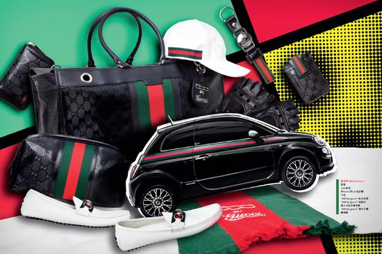 限量火花 奢侈品与汽车品牌的合作