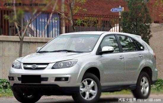 比亚迪f3自动挡图片_品质相当可靠 6款热门自动挡SUV车型导购(图)(4)_汽车_中国网