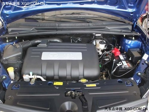 5l发动机最大功率75kw/6000rpm,最大扭矩上比老威志多出5nm,达到了135
