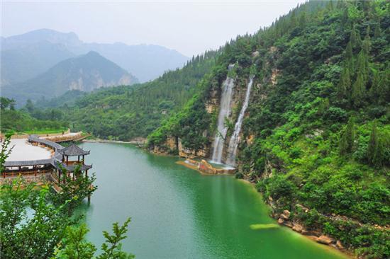 周末自驾游--青州泰和山风景区--黄花溪 750x562 - 114kb - jpeg 潍坊