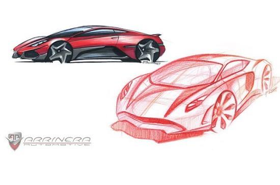 现在,这家来自波兰的汽车公司发布了下一代车型的手绘图,有多个备选方案,设计定稿将会在年底敲定。 该超跑的车身将会采用上世纪60年代杜邦公司发明的Kevlar(凯芙拉)纤维打造,底盘由Lee Noble公司操刀,发动机为6.2升V8机械增压发动机,最大功率为641马力,极限扭矩为820N.