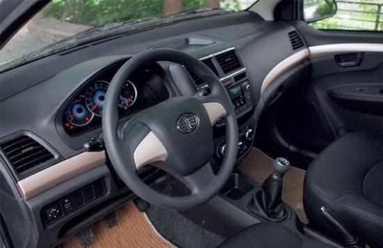 做车的本分 试驾天津一汽威志v5 图高清图片