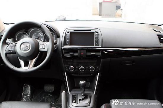 马自达cx 5加价1万提现车 送导航高清图片