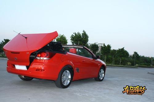 首款自主品牌硬顶 跑车 试驾 比亚迪