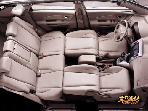 适合家庭使用 北京现代SUV途胜购车推荐高清图片