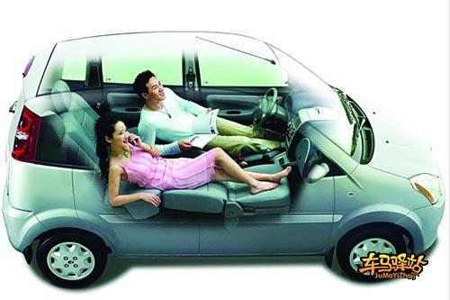 爱迪尔ⅱ系列轿车是江西昌河汽车股份有限公司与国际著名高清图片