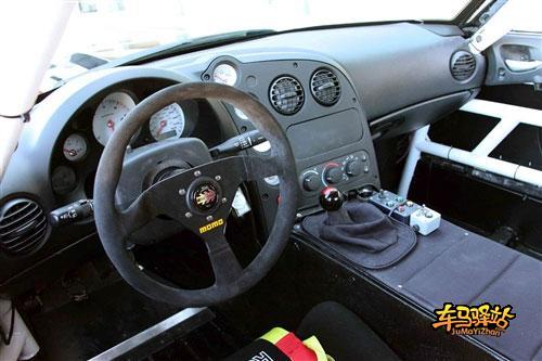 640马力 道奇蝰蛇ACR X赛车高清图片