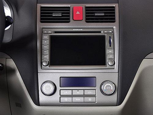 ,后视镜加热,自动空调 -吉利帝豪EC7 EC7高清图片