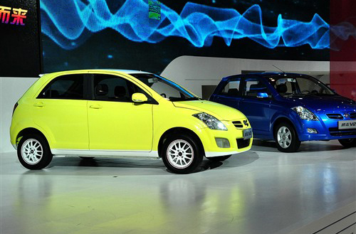 不足5万 天津一汽威志V2推3款车型高清图片