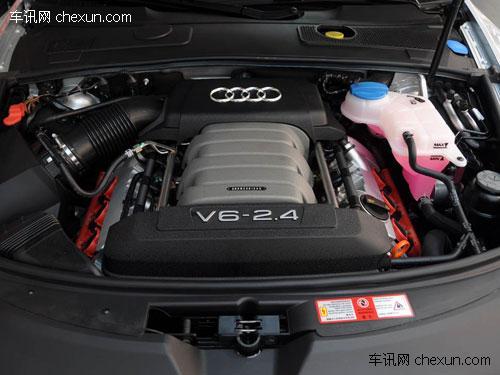 一汽奥迪A6L 2010款 CVT高清图片