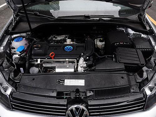 大众EA111系列发动机-应对史上最冷冬天 车外御寒配置及车型高清图片