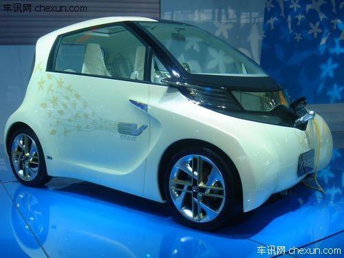 何时告别汽油 盘点广州车展的新能源车