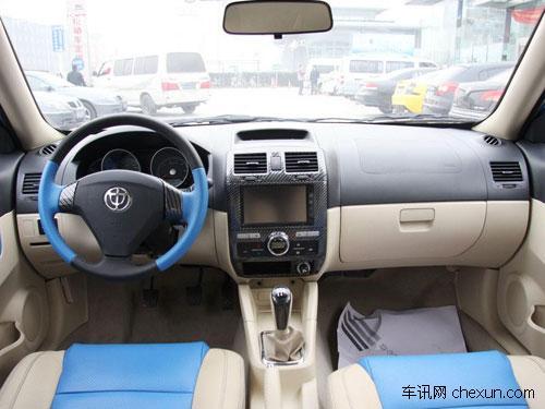 骏捷cross车型全系配备的都是手动空调,对于日常的操作多少还是带来了