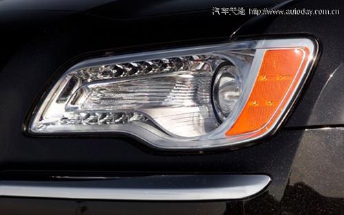 新一代克莱斯勒300c 底特律车展发布