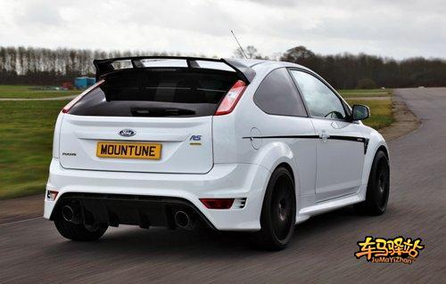 福克斯RS改装套件推出 升级RS500不限量高清图片