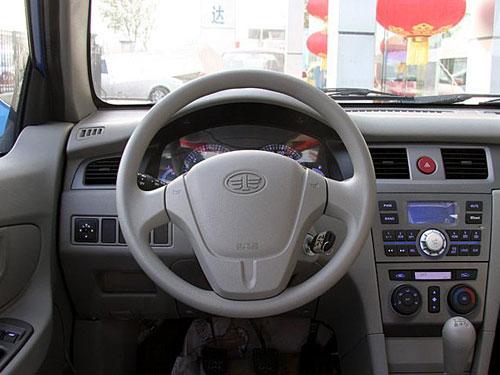 颠覆老款造型 试驾体验天津一汽夏利N5高清图片