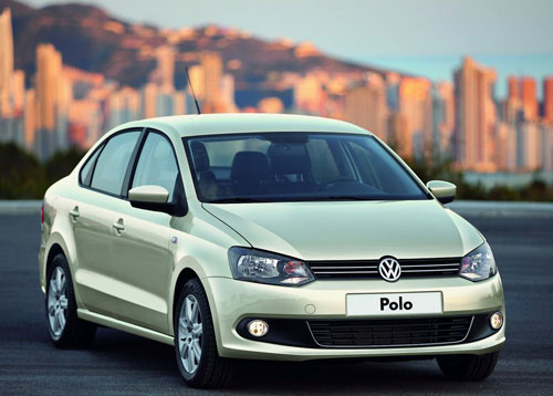 海外新POLO三厢版-上海大众新polo首推两厢车型 今年9月上市