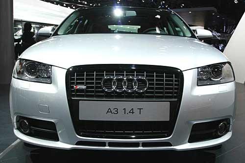 """1.4T车型将""""奥迪""""的门槛拉到更低-奥迪A3普通版 奥迪A3高清图片"""