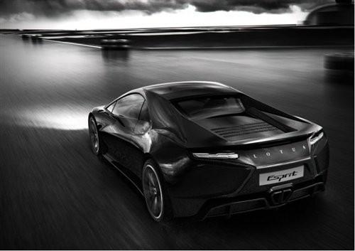 路特斯新Esprit配混动系统 或2013年推图片