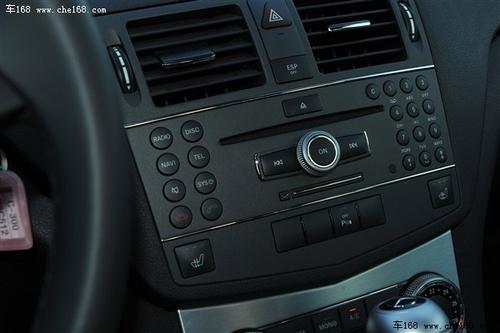 奔驰s300中控按钮图解