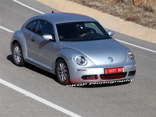 造型 2012款甲壳虫日内瓦首发高清图片