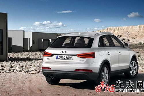 奥迪Q3官图发布 4月19日上海车展首发高清图片